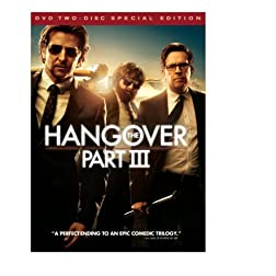 The Hangover Part III (Two-Disc Special Edition DVD+Ultraviolet)