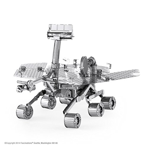 Fascinations Metal Earth 3D Laser Cut Model - Mars Rover