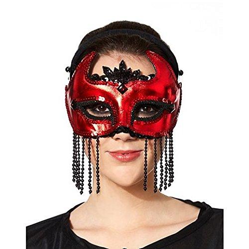 Costume Beautiful She Devil Mask