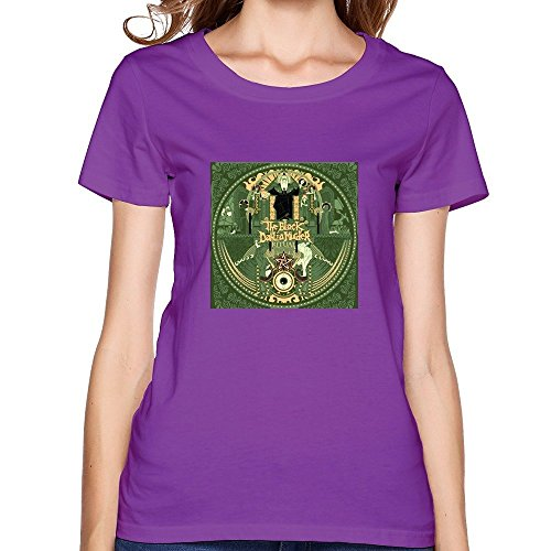 Woman Artist Short Sleeve The Black Dahlia Murder TshirtXXLarge