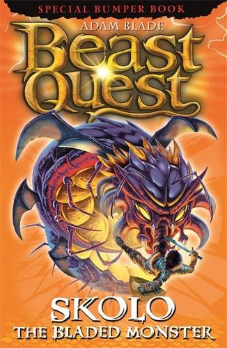 Beast Quest: Special 14: Skolo the Bladed Monster (Beast Quest Series 14 compare prices)