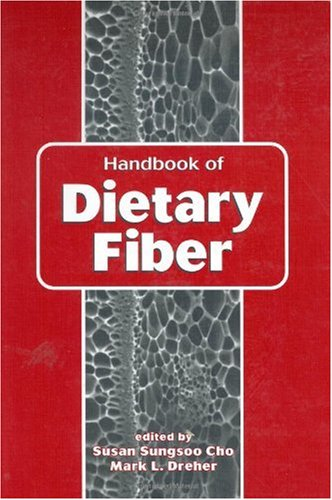Handbook of Dietary Fiber (Food Science and Technology)