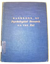 Handbook of Psychological Research on the Rat: An Introduction to Animal Psychology