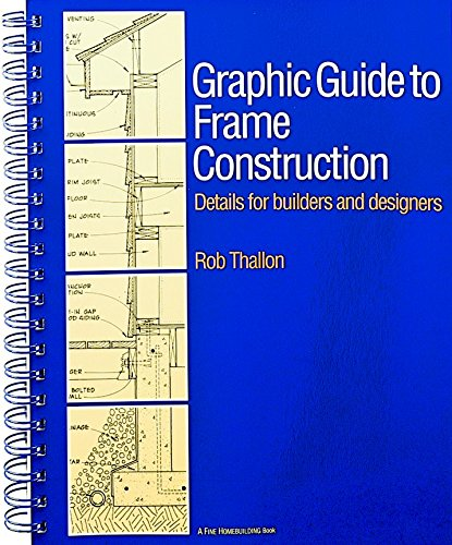 Image for Graphic Guide to Frame Construction: Details for Builders and Designers