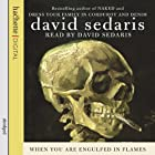 When You Are Engulfed in Flames Audiobook by David Sedaris Narrated by David Sedaris