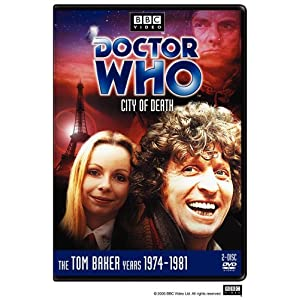 Doctor Who: City of Death (Story 105) movie