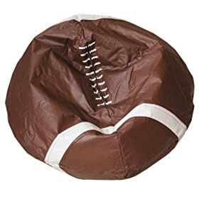 Comfort Research Vinyl Beanbag, Football