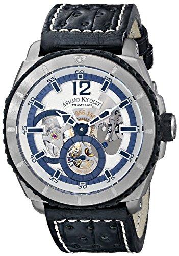 Armand Nicolet Watch T619A-AG-P760NR4