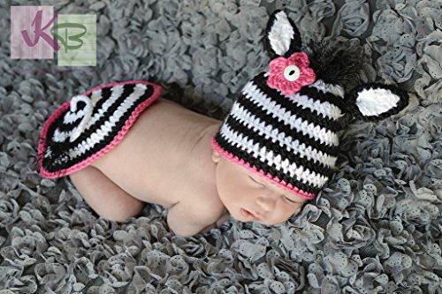 Crochet Newborn Hat Pattern front-1001312