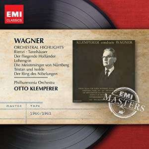 Wagner Orchestral Works - Emi Masters by EMI