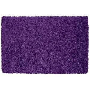 Amazon Com Hot Purple 5x7 Shag Rug Area Rugs