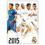 Official Real Madrid A3 Calendar 2015