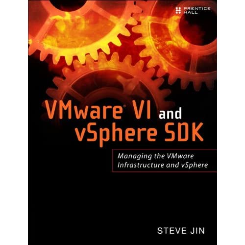 Book: VMware VI and vSphere SDK - Yellow Bricks