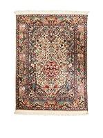 QURAMA Alfombra Kashmirian Marrón/Multicolor 179 x 123 cm
