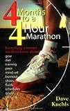 Four Months to a Four-hour Marathon
