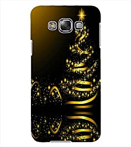 ColourCraft Christmas Pattern Design Back Case Cover for SAMSUNG GALAXY GRAND MAX G720