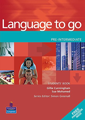 Language to Go: Elementary Student Book (LNGG)