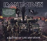 Iron Maiden A Matter of Life and Death [CD + DVD]