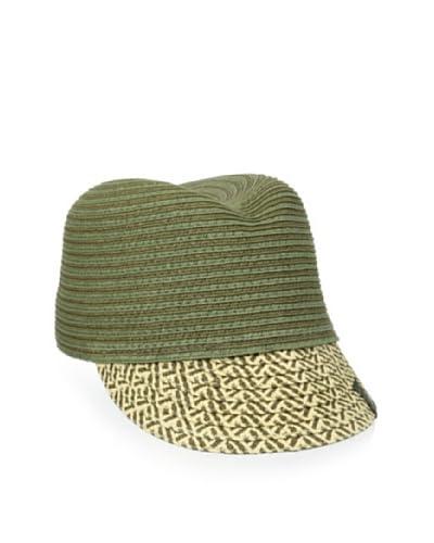 Kangol Women's Colette Straw Braided Hat