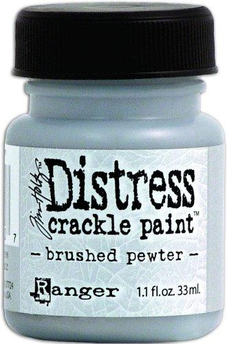 ranger-tdc-met-24507-tim-holtz-distress-metallic-crackle-paint-brushed-pewter-11-ounce