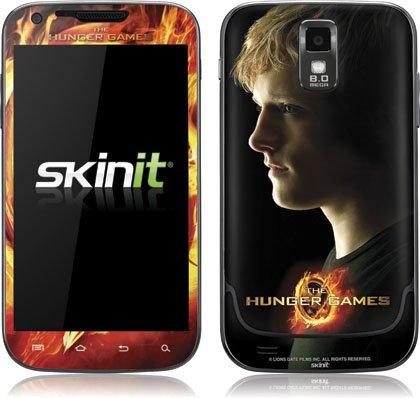 Skinit The Hunger Games -Peeta Mellark Vinyl Skin for Samsung Galaxy S II - T-Mobile