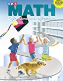 MATH EXPLORATIONS AND APPLICATIONS: STUDENT EDITION (consumable), GRADE 2 (OCM Staff Development)