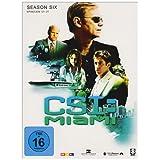 """CSI: Miami - Season 6.2 [3 DVDs]von """"David Caruso"""""""