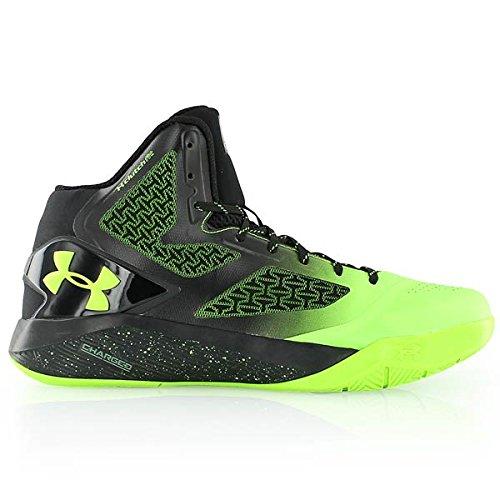 Under Armour Men's UA ClutchFit® Drive 2 Basketball Shoes 9.5 Black