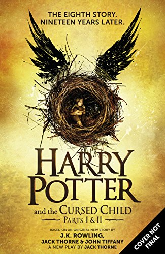 A new Harry Potter is coming! Pre-order now for automatic delivery to your Kindle on July 31!  Harry Potter and the Cursed Child by J.K. Rowling, Jack Thorne, John Tiffany