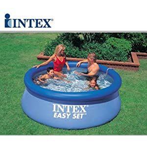 intex pool kauf intex 56970 easy set pool circa 244 x 76 cm. Black Bedroom Furniture Sets. Home Design Ideas