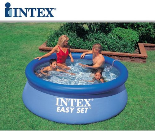 intex 8 feet x 30 inch easy set up inflatable above ground swimming christianebartha527 39 s blog. Black Bedroom Furniture Sets. Home Design Ideas