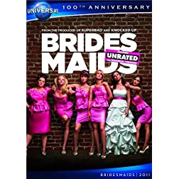 Bridesmaids [DVD + Digital Copy] (Universal's 100th Anniversary)