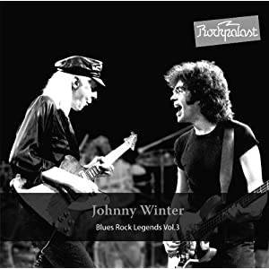 Johnny Winter - Rockpalast 1979 with a Gibson Firebird