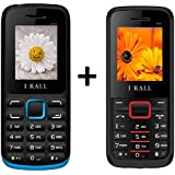 I KALL (k11 Blue +k88 Red) Set Of Two Mobile Combo