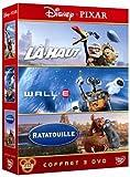 echange, troc Coffret Pixar 2010 : Wall-e + Ratatouille + Là-haut - 3 DVD