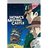 Howl's Moving Castle [DVD] [2005]by Chieko Baish�