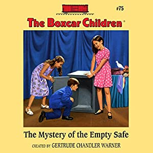 The Mystery of the Empty Safe Audiobook