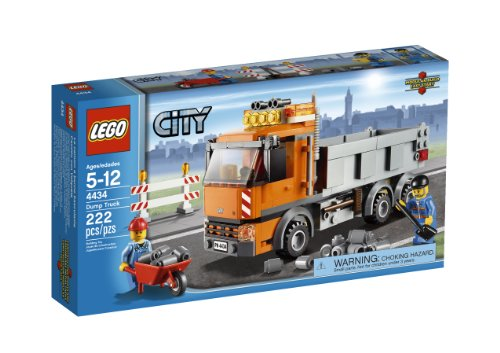 LEGO City Town Dump Truck 4434 (Lego Truck And Camper compare prices)
