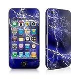 Apple iPhone 4用スキンシール【Apocalypse Blue】