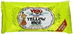 Vigo Saffron Yellow Rice, 16 Ounce (Pack of 12)