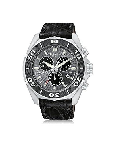 Citizen Men's BL5440-07H Black/Grey Stainless Steel Watch