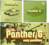 ドラゴンアーマー 1/72 完成品  60009 ドイツ 5号駆逐戦車 Panther / パンターG  第15戦車部隊 第11戦車隊所属、南フランス 1944