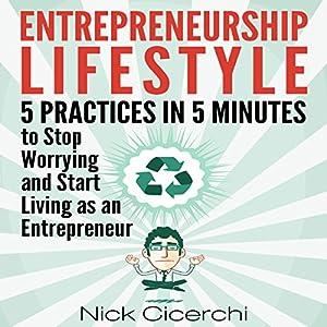 Entrepreneurship Lifestyle Audiobook