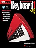 img - for FastTrack Music Instruction - Keyboard, Book 1 (Fasttrack Series) book / textbook / text book