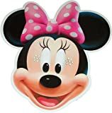 Disney's - Minnie Mouse - Card Face Mask