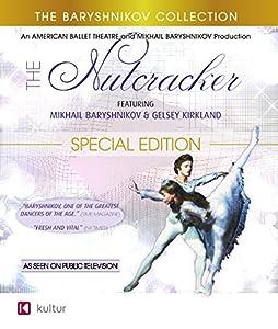 The Nutcracker [Blu-ray] / American Ballet Theatre, Baryshnikov