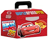 Disney Cars 2 Party Treat Boxes 4ct