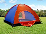 7Trees 4MT-218 AUTOMATIC QUICK SETUP 4 Person All Season Camping Tent