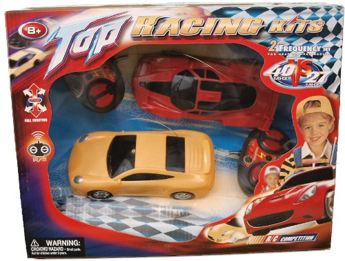 Top Racing 23999 RC Car Double Pack