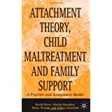 Attachment Theory, Child Maltreatment and Family Support: A Practice and Assessment Modelby David Howe